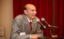 Ο Αντιπρόεδρος του Συλλόγου κ. Δημήτριος Τούκας