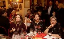 Η κ. Φιλοθέη Δέδε-Μπενιζέλου, η κ. Ειρήνη Ξακουστή και η Βάσω Ανδρουλακάκη.
