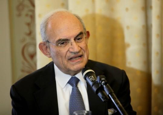 Ο Πρόεδρος του Μουσείου της Πόλεως των Αθηνών - Ιδρύματος Βούρου-Ευταξία κ. Αντώνιος Βογιατζής.