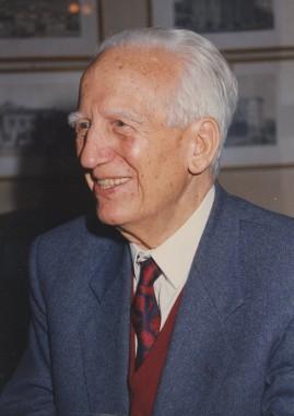 Δημήτριος Γέροντας (1913-1998)