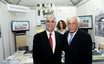 Ο Πρόεδρος της Ελληνικής Δημοκρατίας στο Περίπτερο του «Συλλόγου των Αθηναίων»