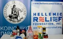 Με εορταστική διάθεση η διανομή τροφίμων του Κοινωνικού Παραρτήματος