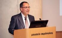 Ο Κος Χρίστος Μυλωνόπουλος, Καθηγητής της Νομικής Σχολής του Πανεπιστημίου Αθηνών.