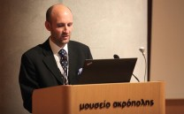 Mr Matthew Taylor, The Treasurer of the British Association for the Reunification of the Parthenon Sculptures.