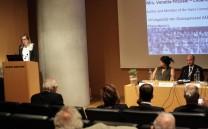 Mrs Venetia Pitsiladi - Chuard, Author and Member of the Swiss Committee.